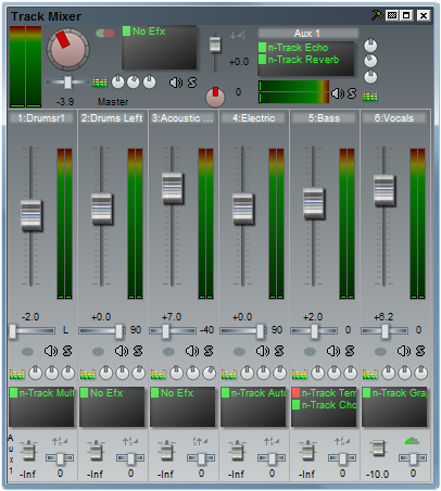 المسارات mixer_screenshot.jpg