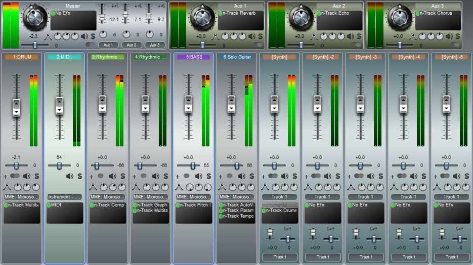 n-Track Studio 6.0.1 Build 2407