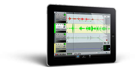 n-Track for the iPad