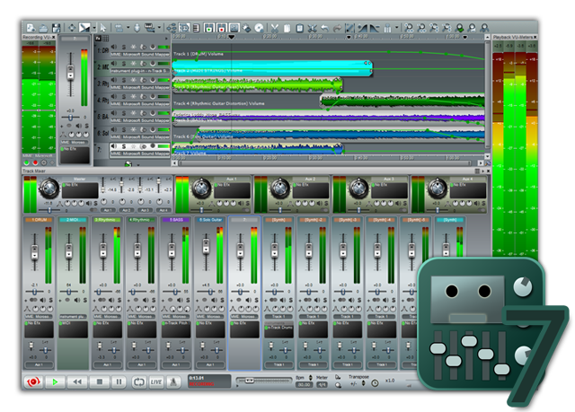 n-Track Studio 7.0.0 Build 2937 Beta