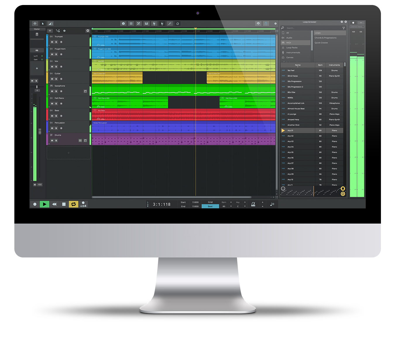 n-Track Studio 9 for Mac free download