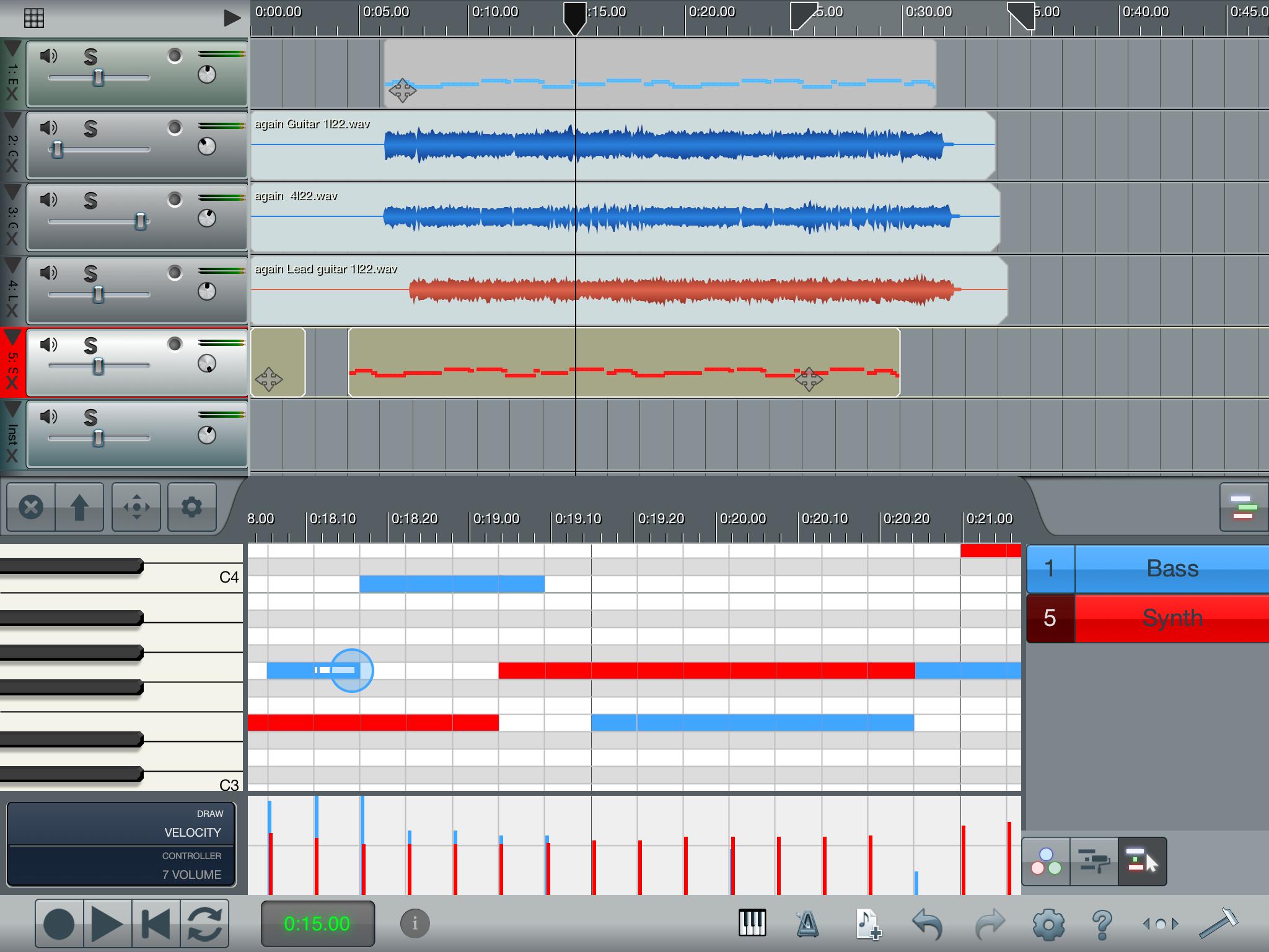 Pro Audio on the iPad - Recording multichannel 24 bit audio