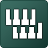 n-Track Keyboard Icon
