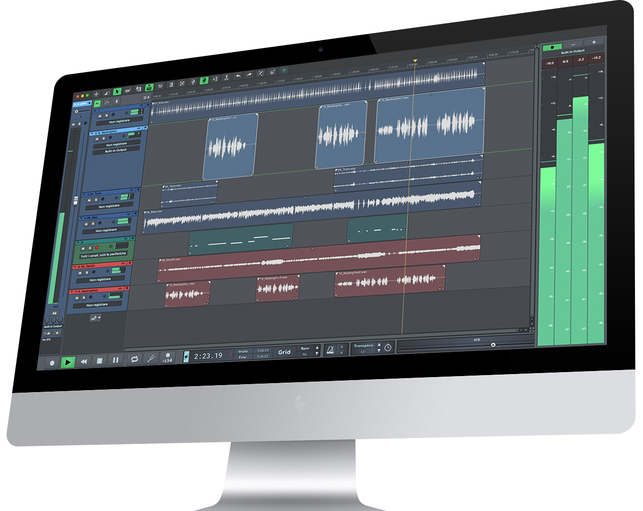 recording editing software