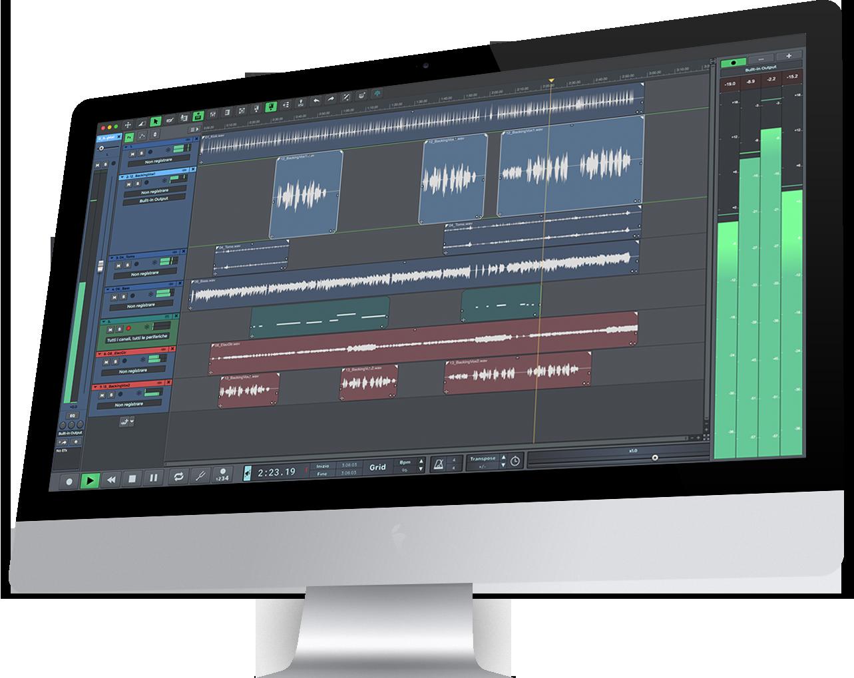 n-Track Studio | Software di Registrazione Musicale ...