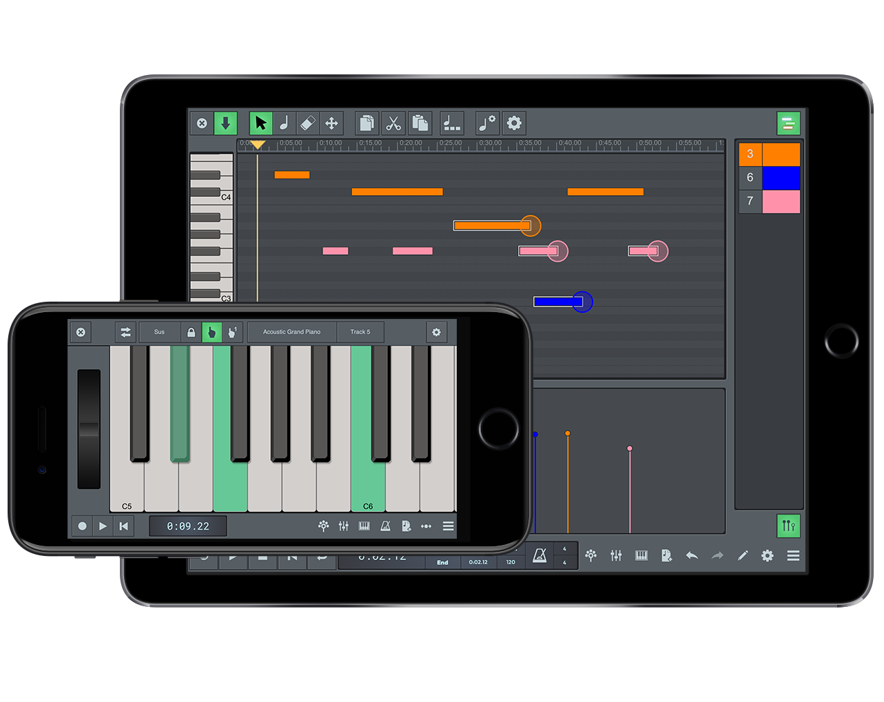 n-Track 8 for iOS