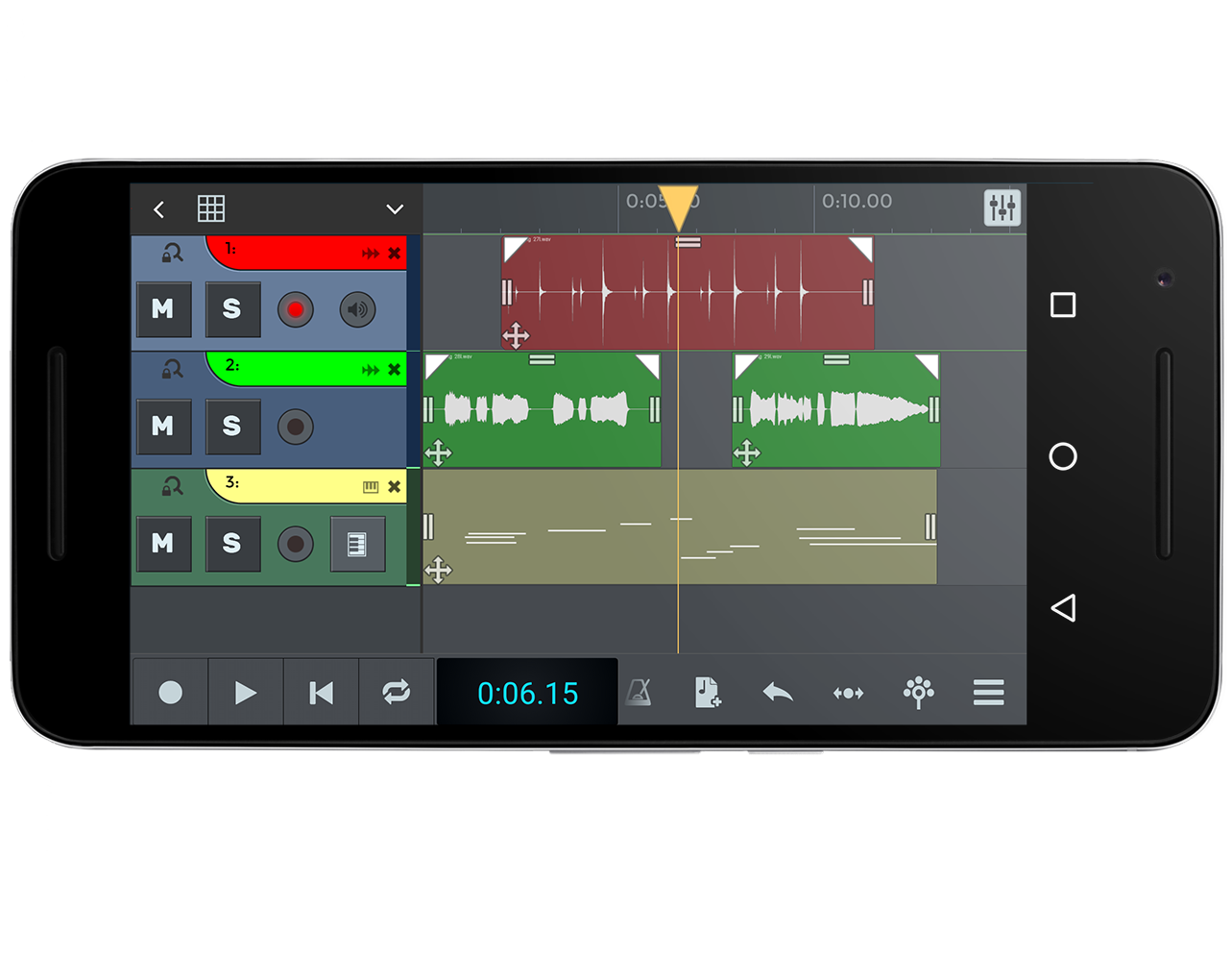 n-Track 8 for Android