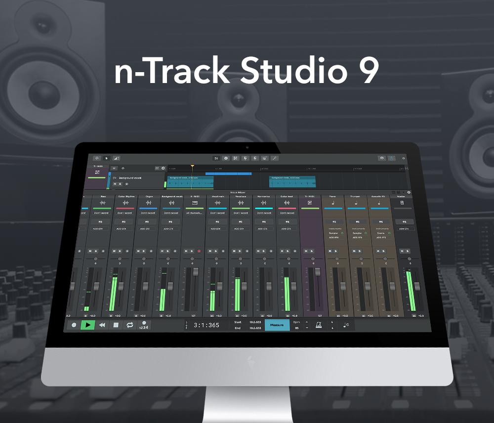 N-track studio 7 инструкция
