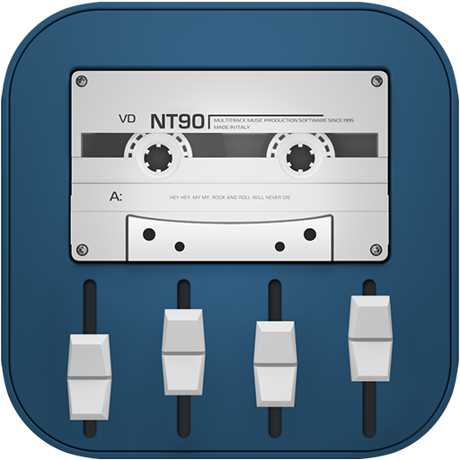 n-Track Studio 9.0.0 - Multitrack audio recording software
