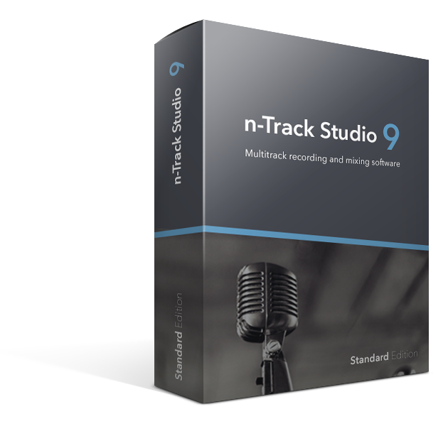 n-Track Studio for Windows and Mac