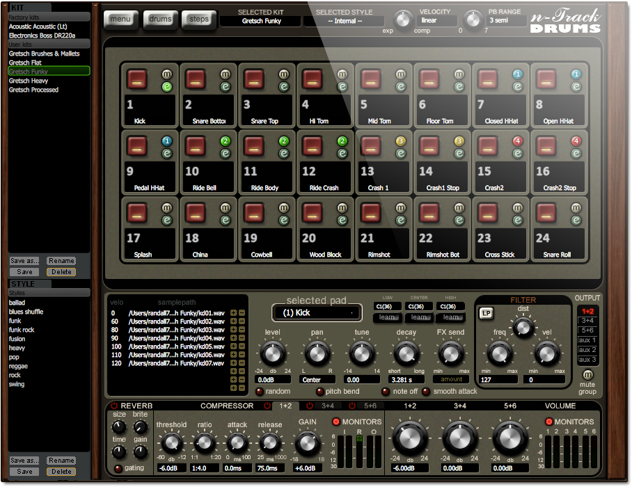 n-Track Studio | Multitrack recording, editing & mixing software