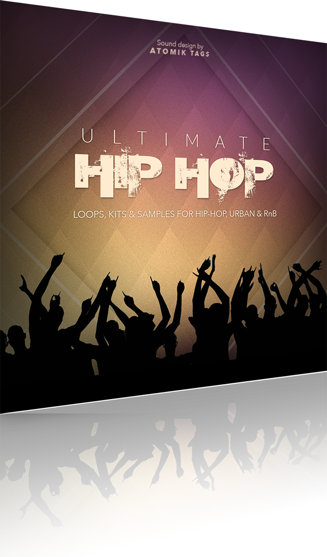 Ultimate Hip Hop | n-Track Add-on Manager